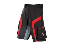 Dainese Sandstone Short black/red/black